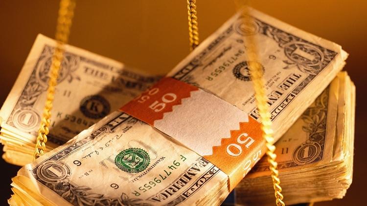 Простой заговор на большие деньги