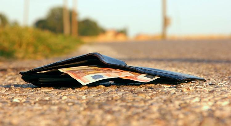 Заговор чтобы найти деньги на улице