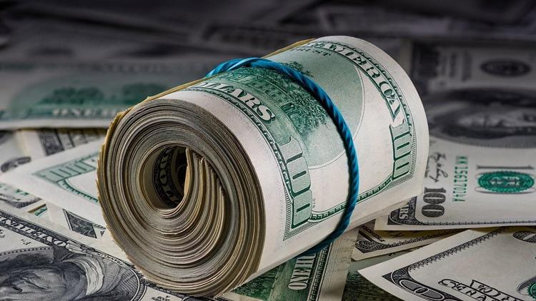Заговор на долларовую купюру