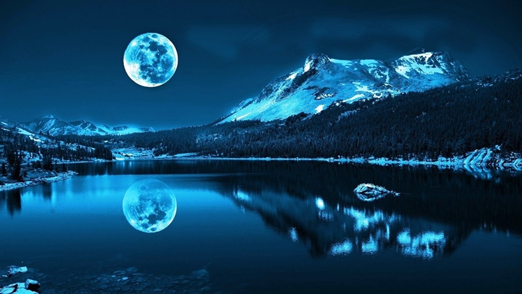 Заговор на любовь парня на полную луну