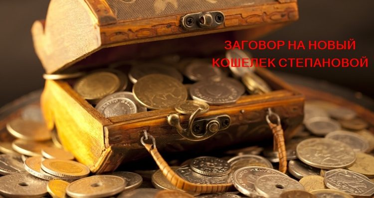 Заговор на новый кошелек Натальи Степановой
