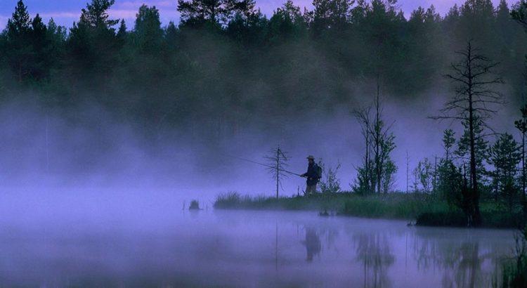 Заговор на зимнюю рыбалку