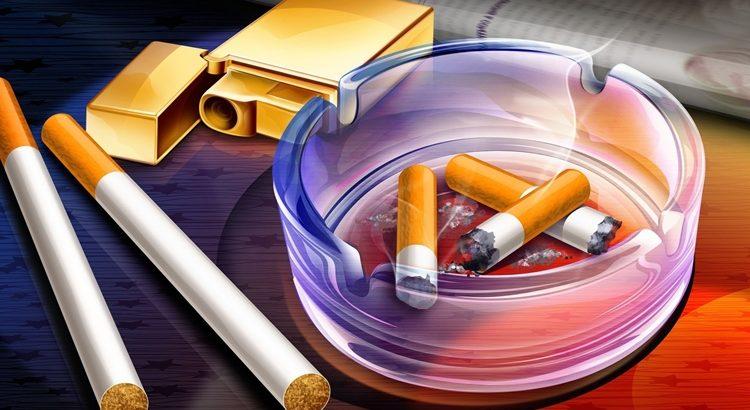 Заговор от курения для сына