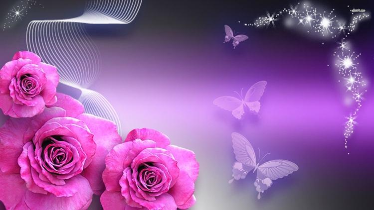 Заговор на женскую привлекательность с розой