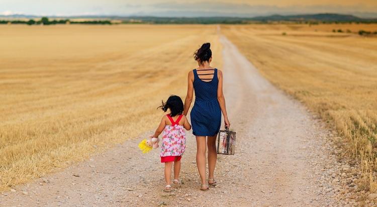 Как вернуть жену с ребенком