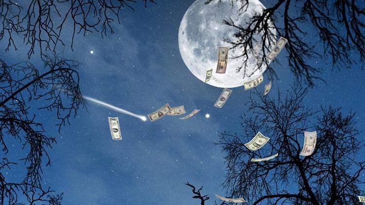 заговор на неожиданные деньги