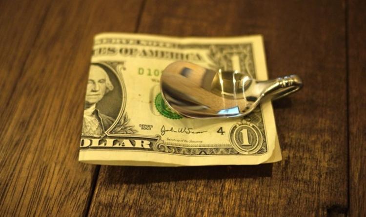 Заговор на ложку на деньги