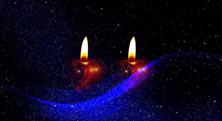 Заговор на удачу со свечами