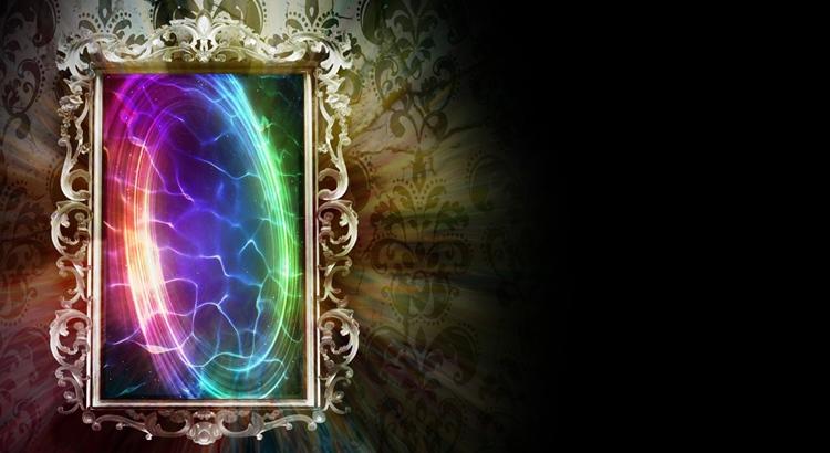 Магия можно ли спать за зеркалом