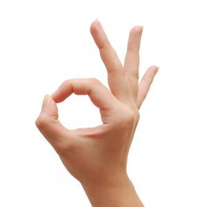 заговор от сглаза и зависти символ ОК