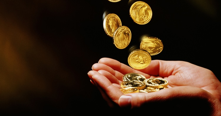 Простое заклинание на удачу на монету