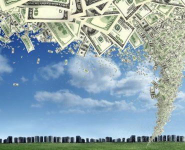 Заговор как сделать денежную воронку