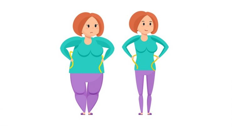 Как похудеть с помощью заговора