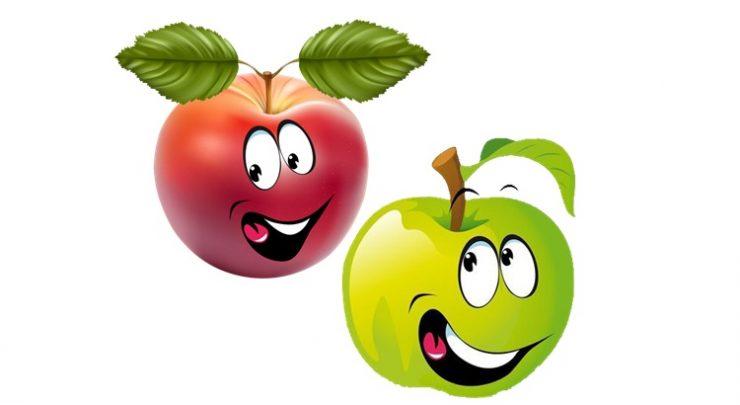 Ритуал на яблоко на исполнение желания