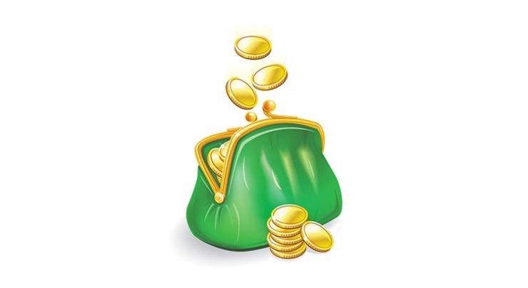 Заговор на деньги 100 рублей