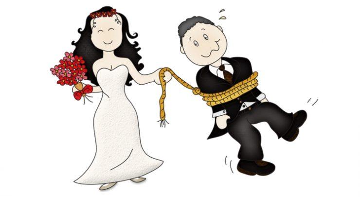 Ритуал чтобы свадьба не состоялась
