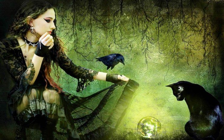 Как узнать ведьма ли вы