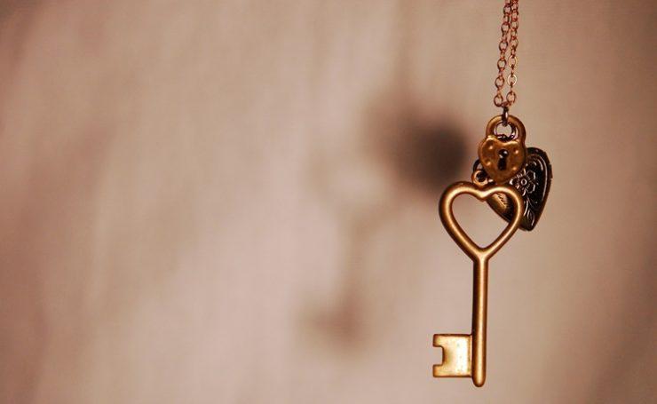 Заговор на замок на любовь